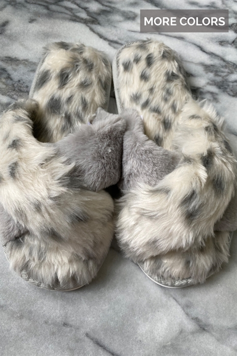 Picture of Fuzzy Slippers
